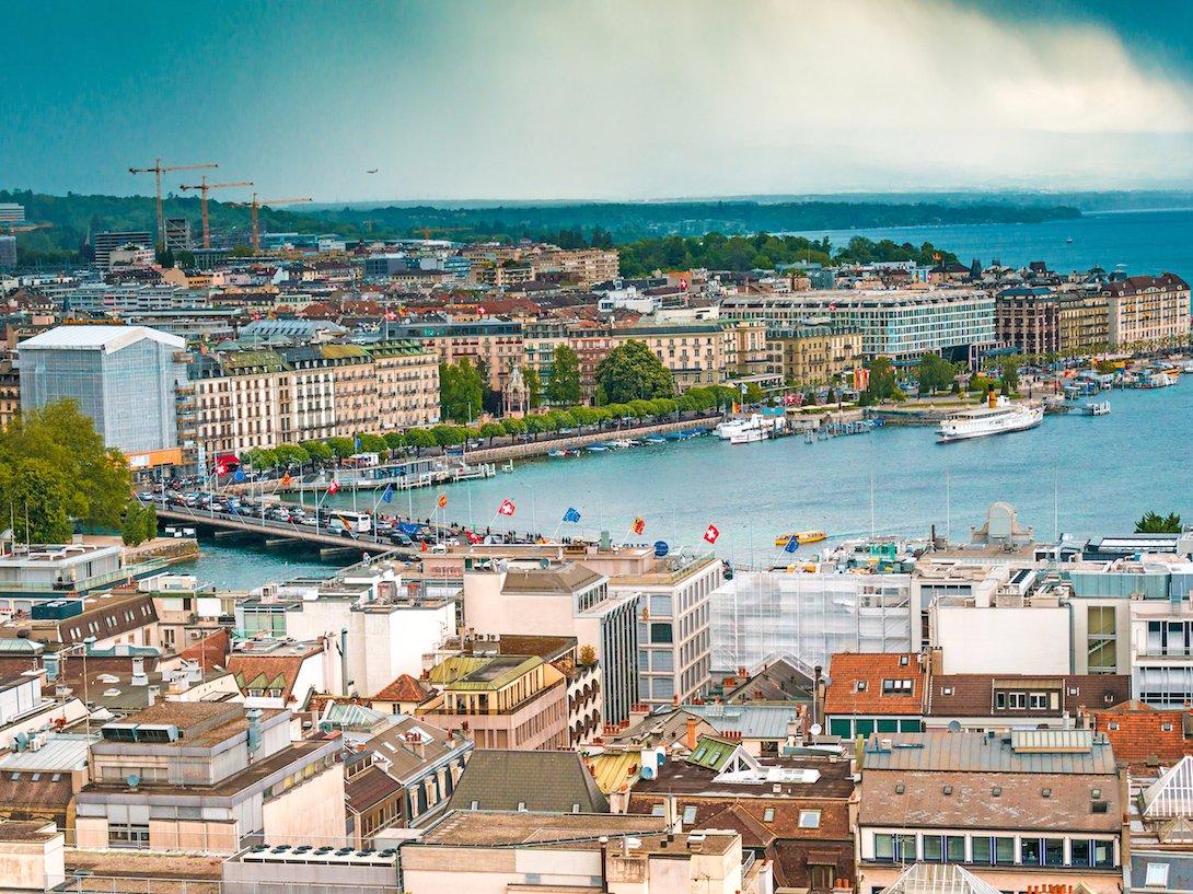 Os 9 melhores países para ser empreendedor - Suiça