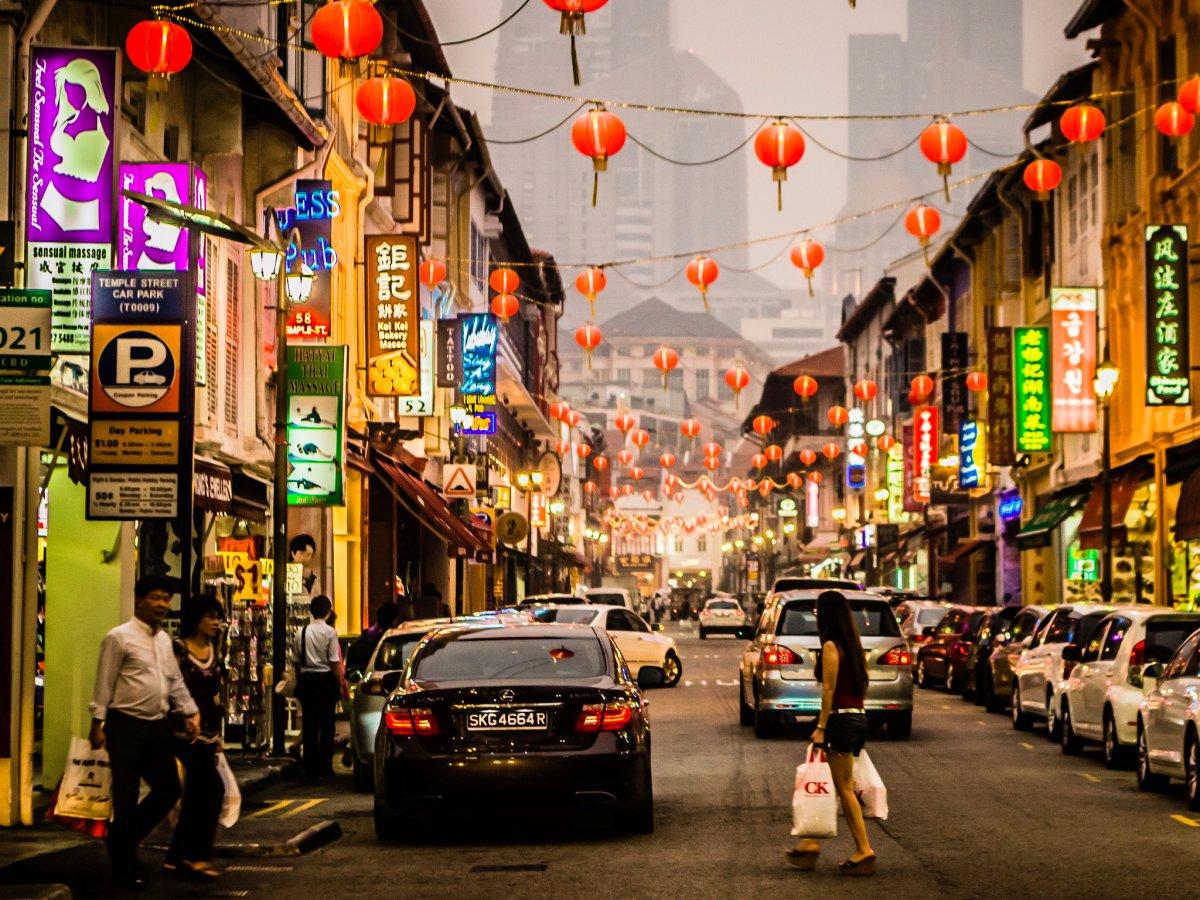 Os 9 melhores países para ser empreendedor - Singapura