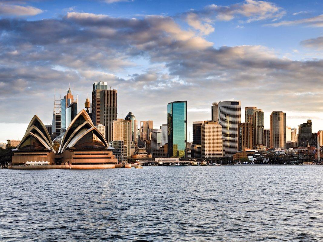 Os 9 melhores países para ser empreendedor - Australia
